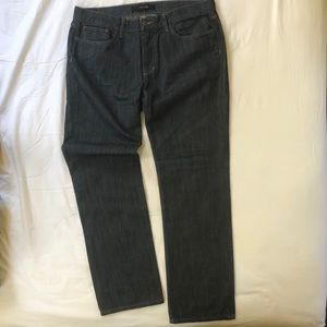 JOE'S JEANS Classic Fit Dark Denim Jeans